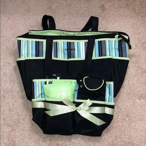 New! Carter's Diaper Bag